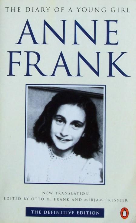 anne frank book report